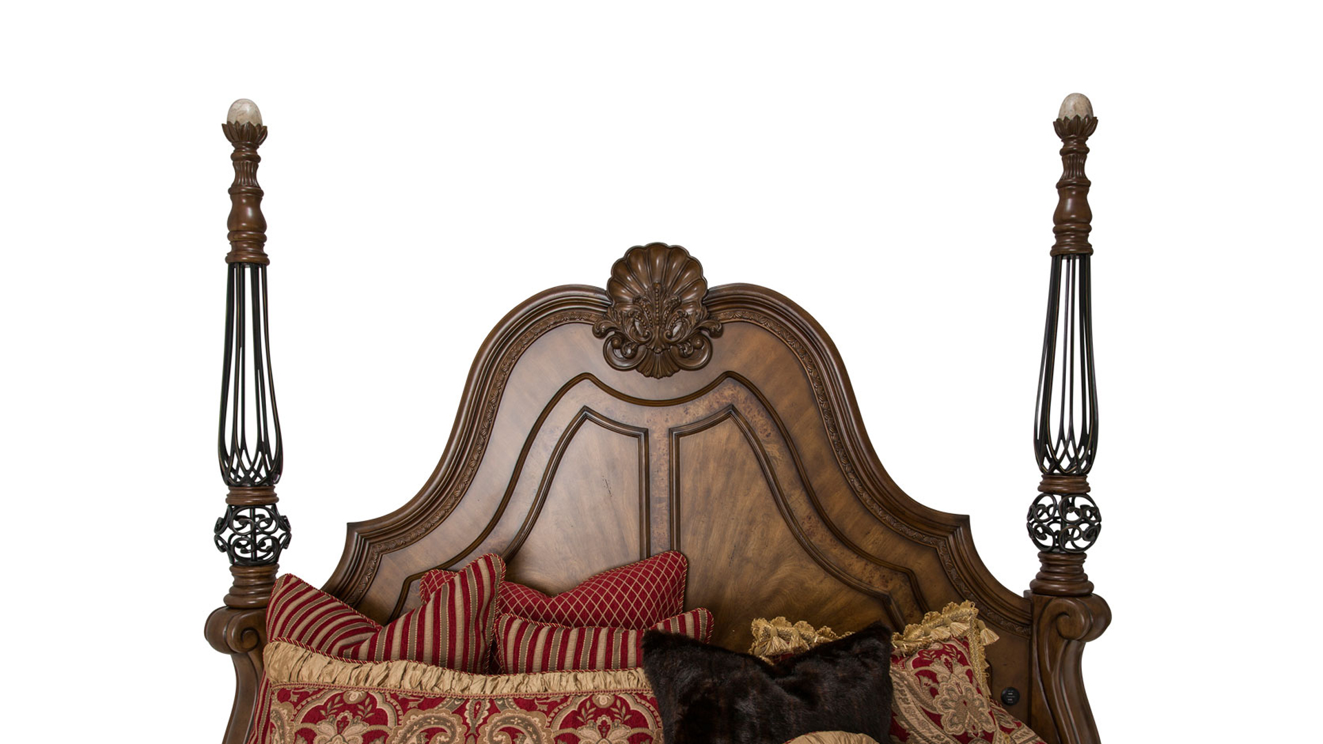 Import Eden's Paradise Queen Bed, , hi-res