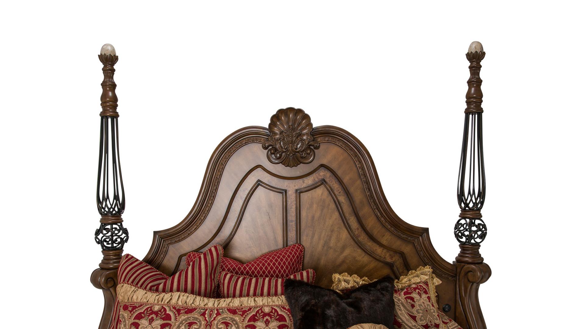 Import Eden's Paradise King Bed, , hi-res