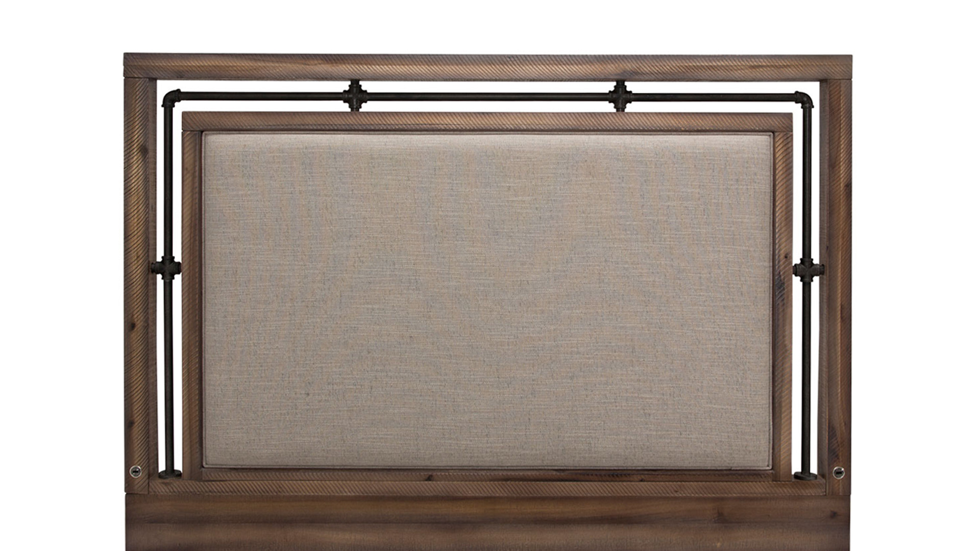 Import Reclaimed Crossing King Bed, , hi-res
