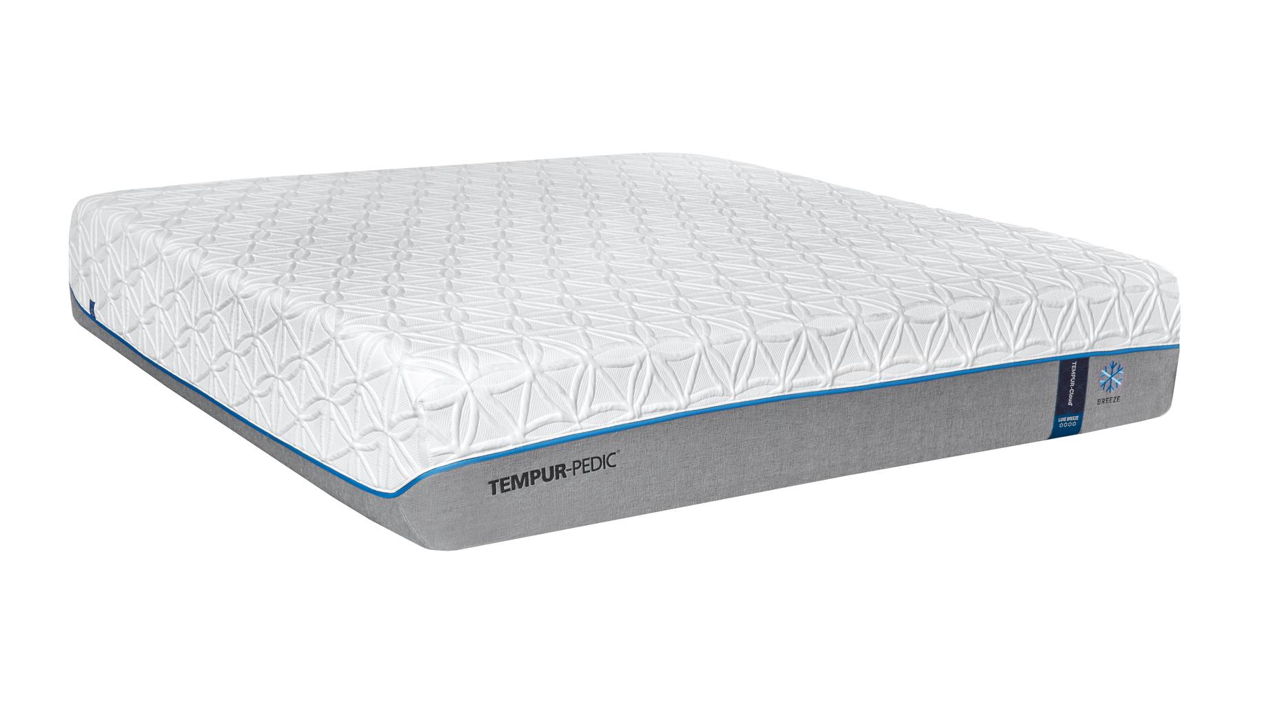 meet 5e554 ac89a Tempur-Cloud™ Luxe Breeze Mattress 2.0