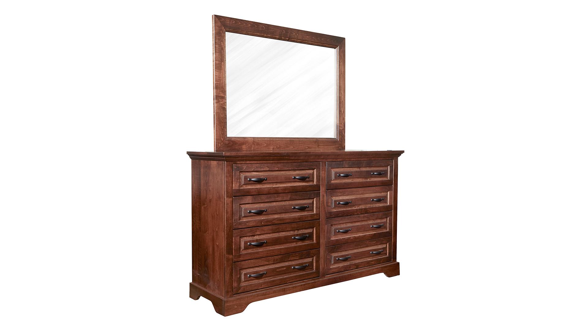 Lubbock Dresser and Mirror, , hi-res