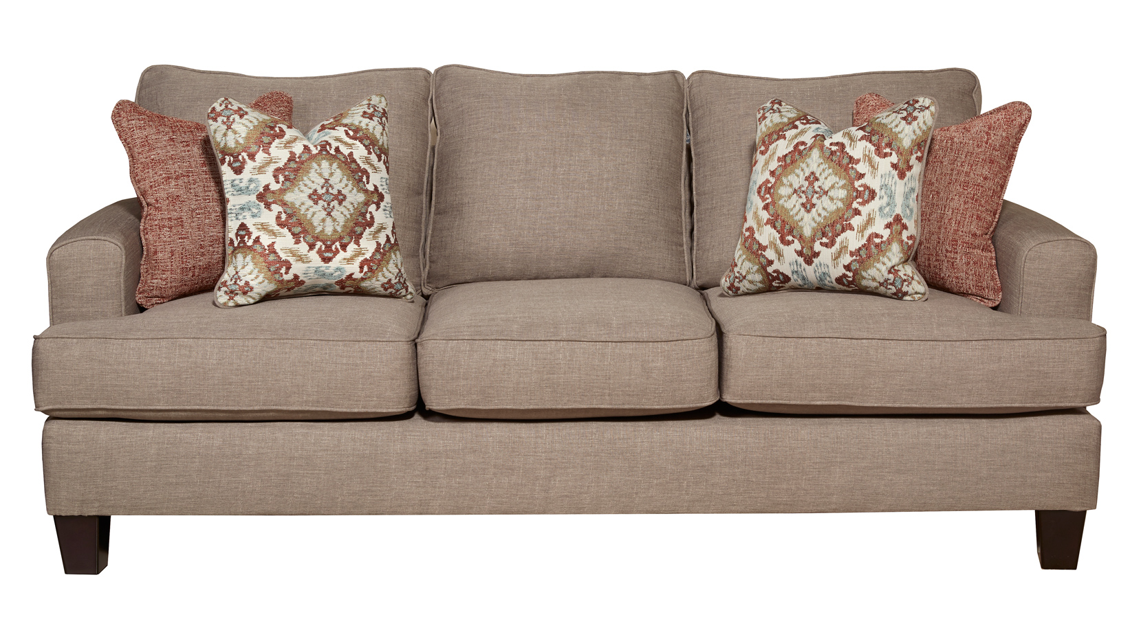 Twilight Citrus Queen Sleeper Sofa, , hi-res