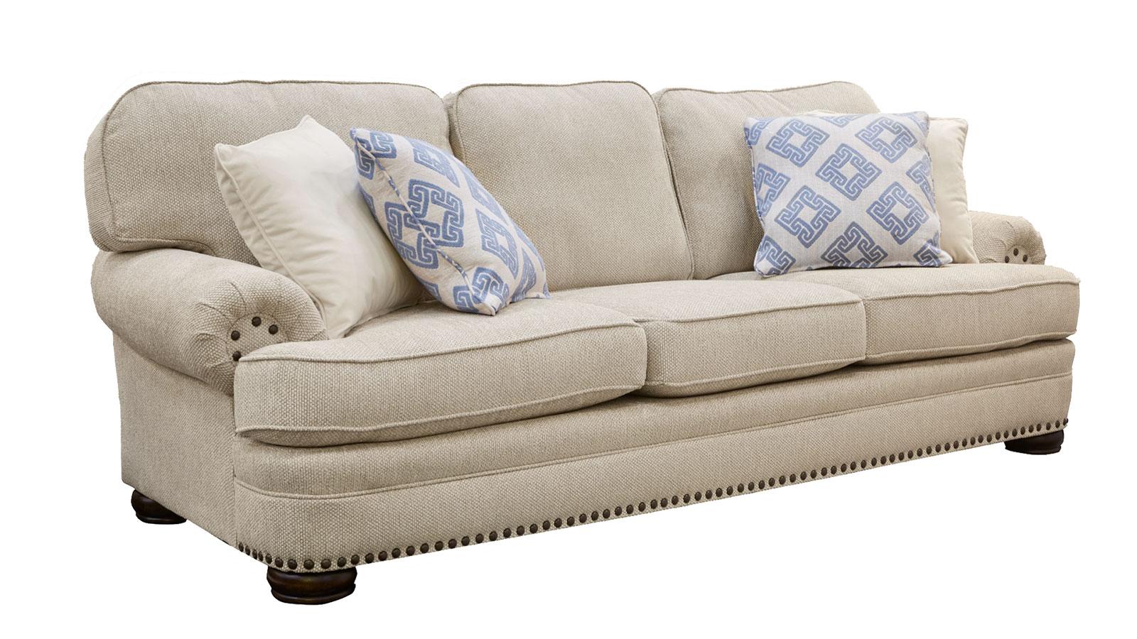 Degorgeous Ivory Sofa, , hi-res