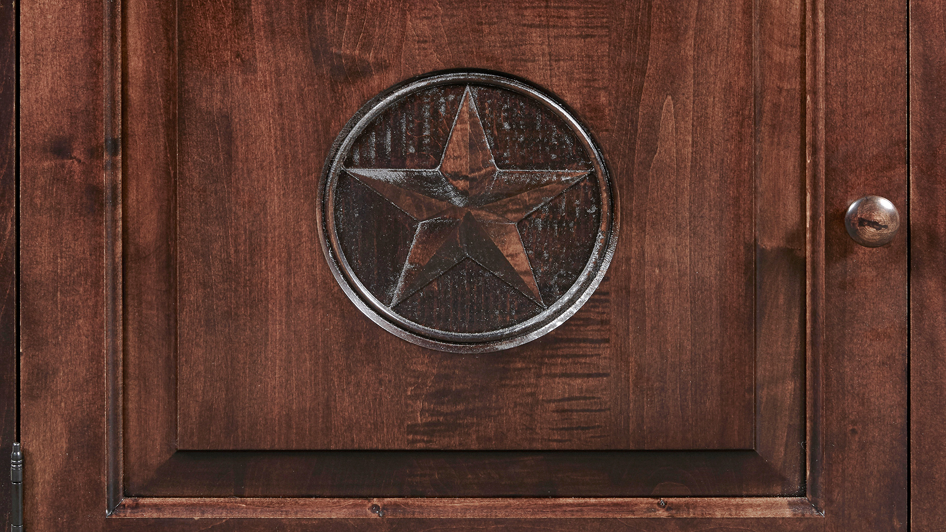 Texas Star TV Stand, , hi-res