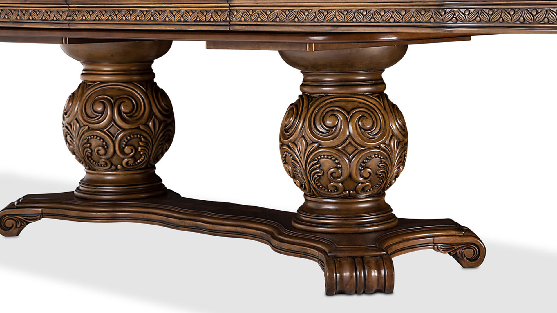 Import Eden's Paradise Pedestal Dining Table, , hi-res