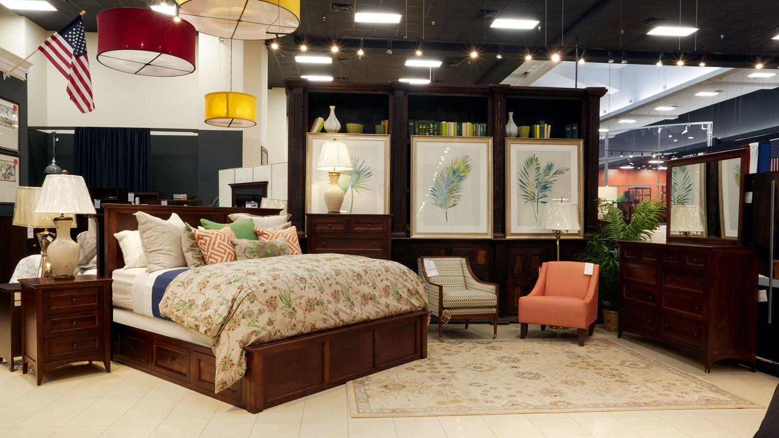 Lake Houston Bedroom Collection