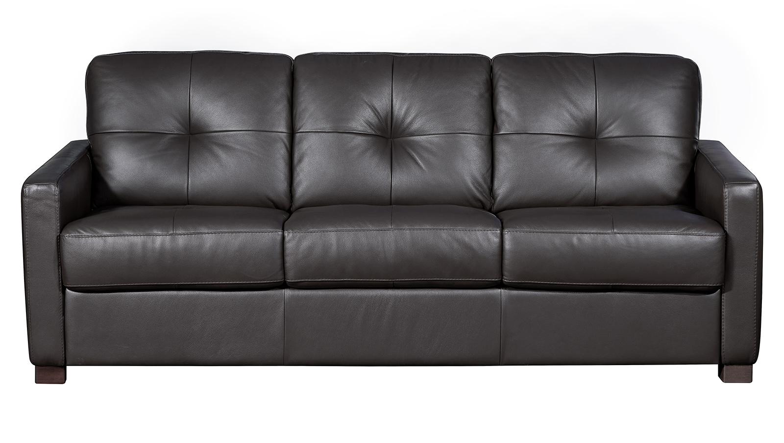 Italy Charcoal Queen Sleeper Sofa
