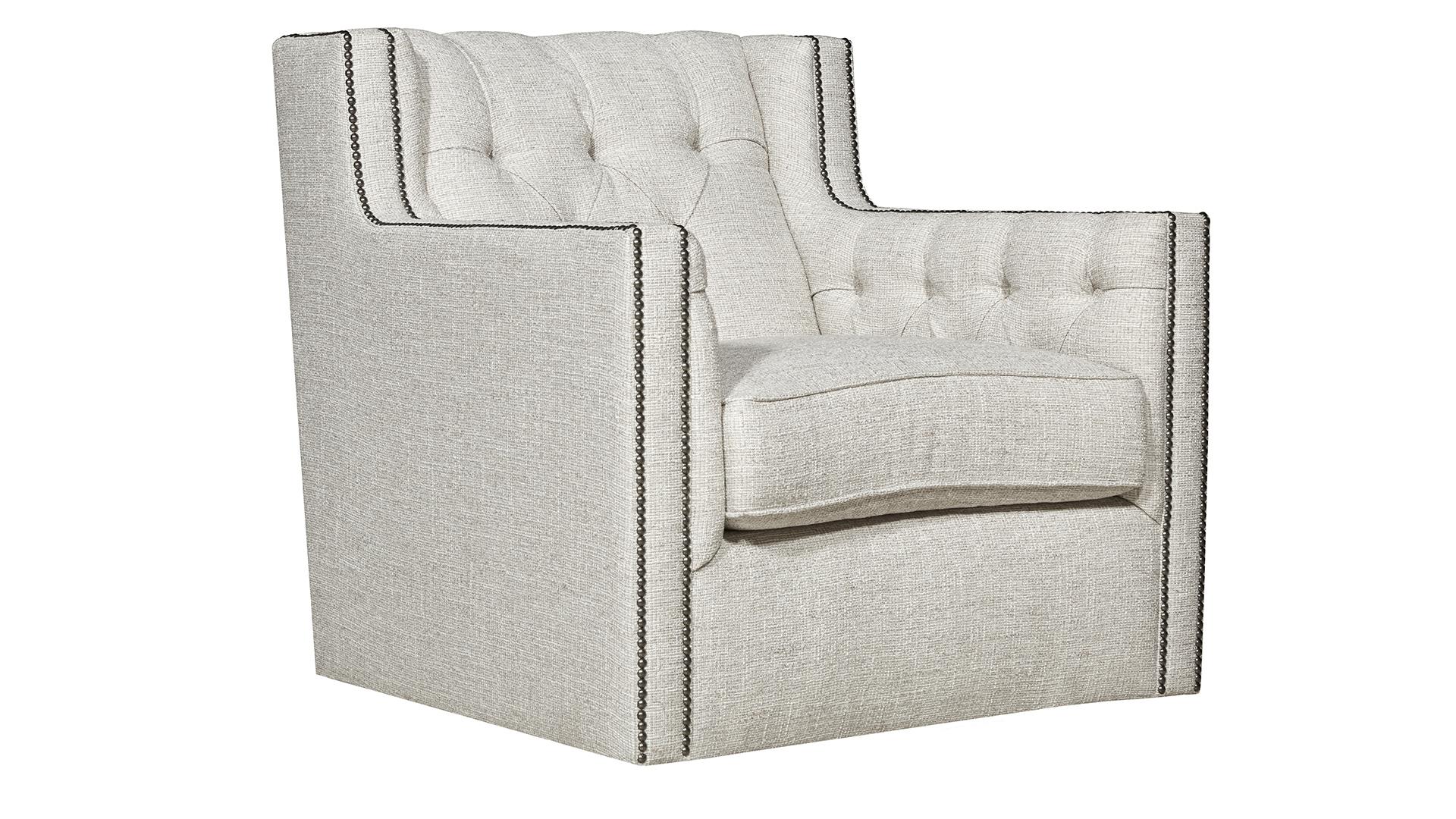 Candace Oatmeal Swivel Chair, , hi-res