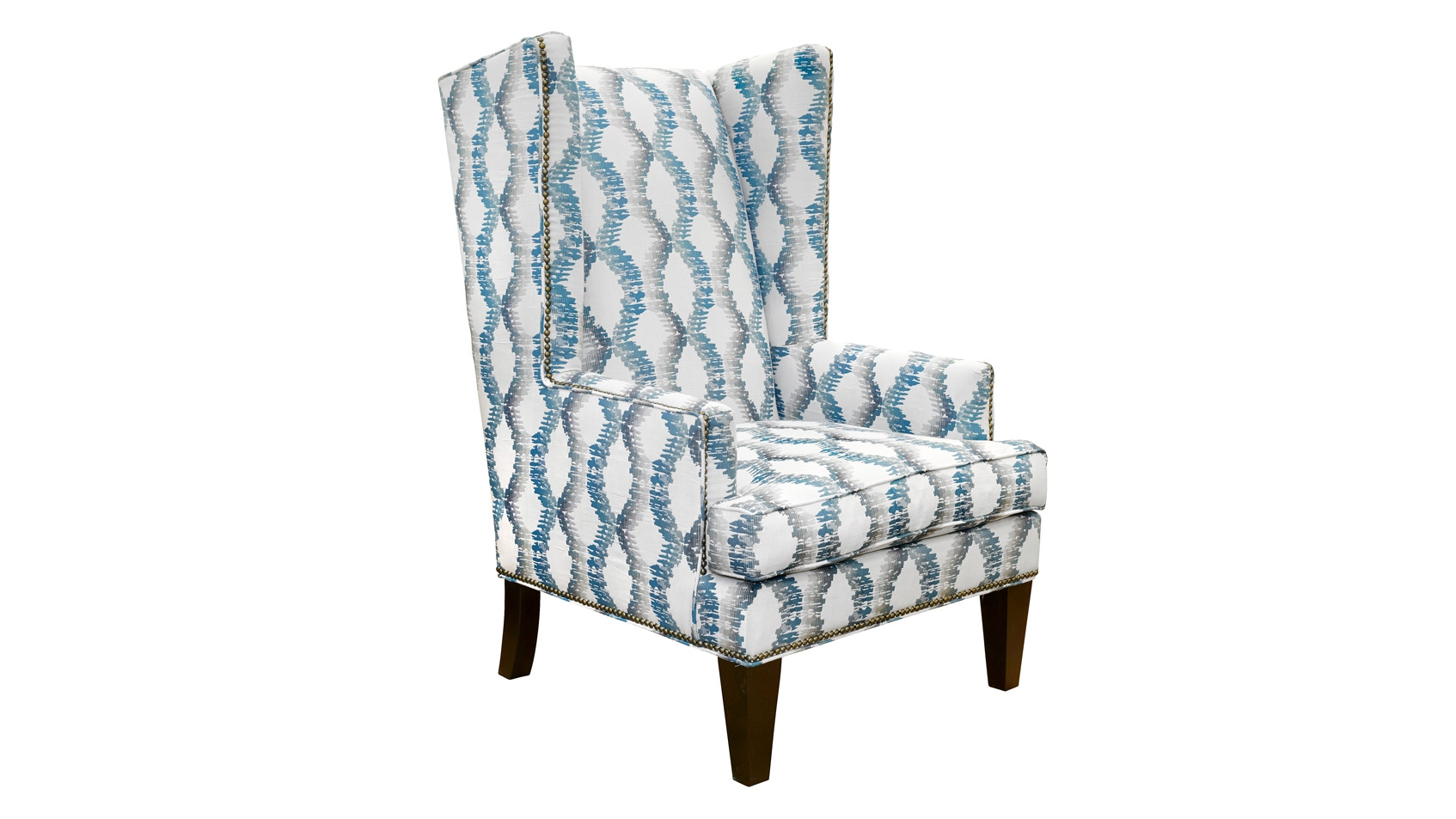 Roosevelt Estate Virgo Teal Accent Chair, , hi-res