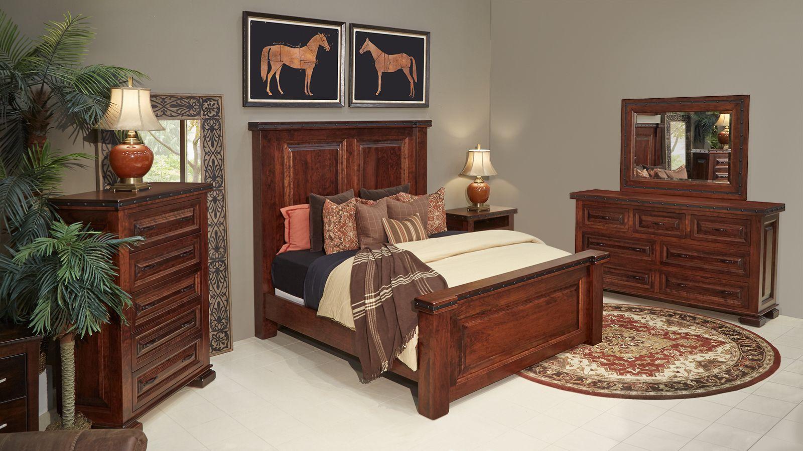 Big Bend King Bed, , hi-res