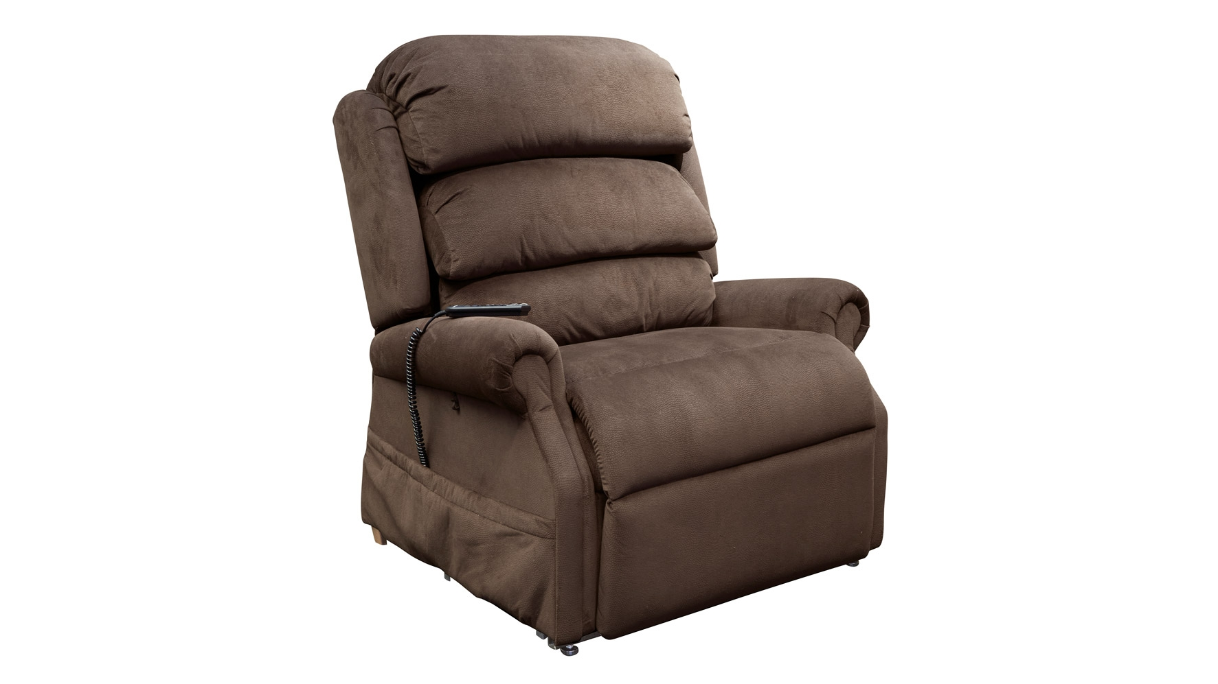 Stellar Comfort Brown Lift Chair, , hi-res