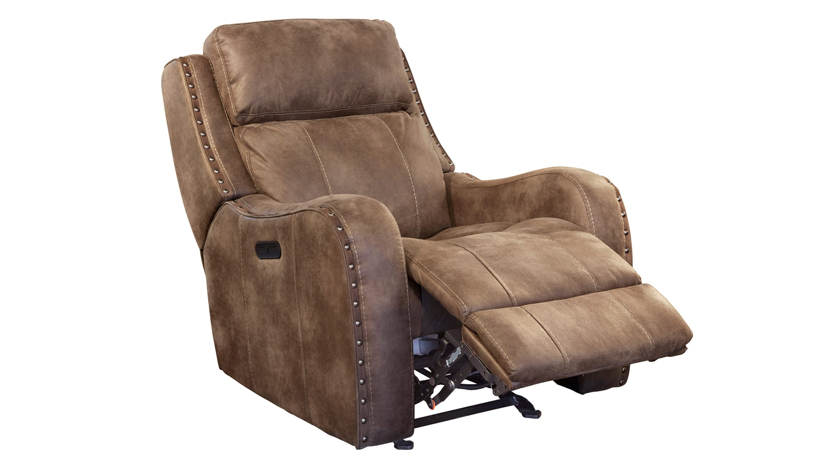 Alamo Power Glider Recliner W/Power Headrest, , hi-res
