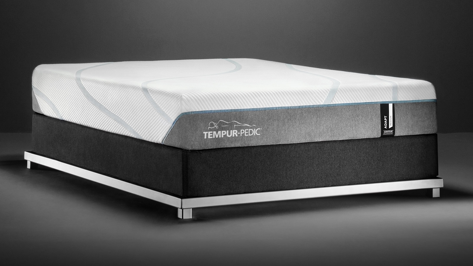 Full Size - Medium - Tempur-Pedic Adapt Mattress, , hi-res