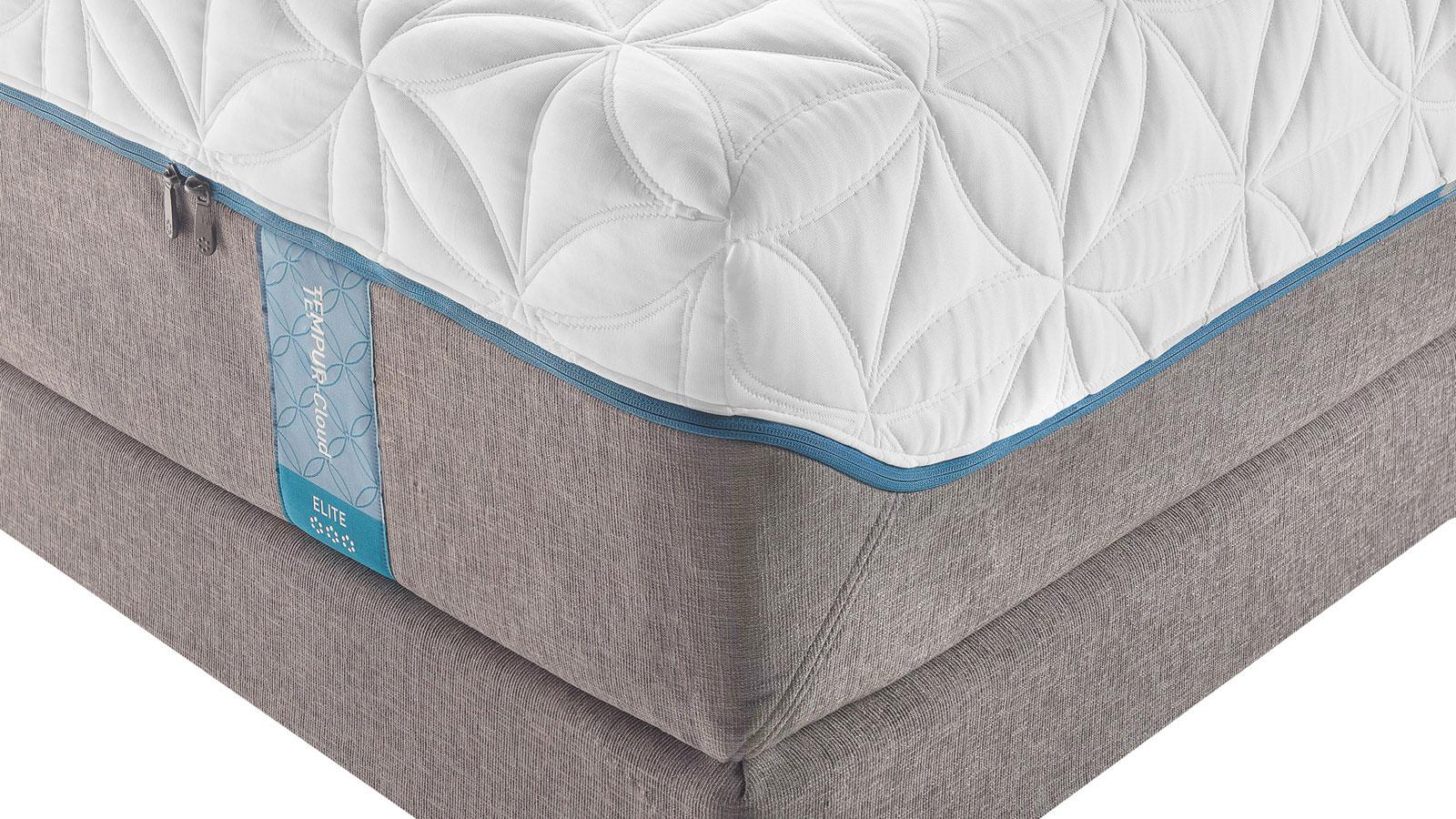 Full Size TEMPUR-Pedic Cloud Elite Extra Soft Mattress, , hi-res