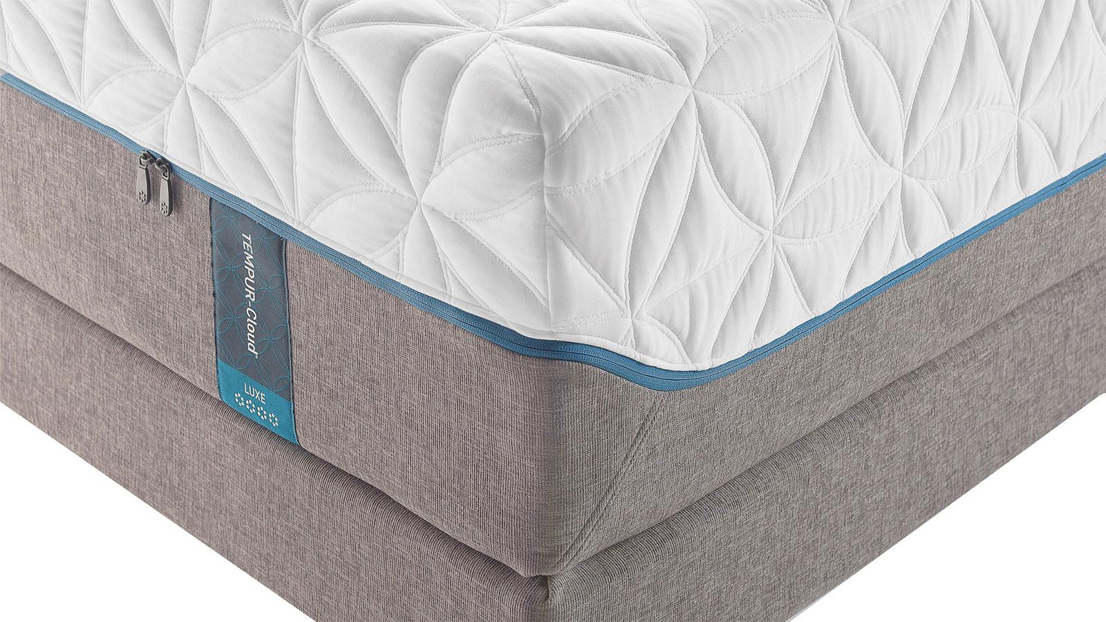 King Size - Ultra Soft - TEMPUR-Cloud™ Luxe Mattress, , hi-res