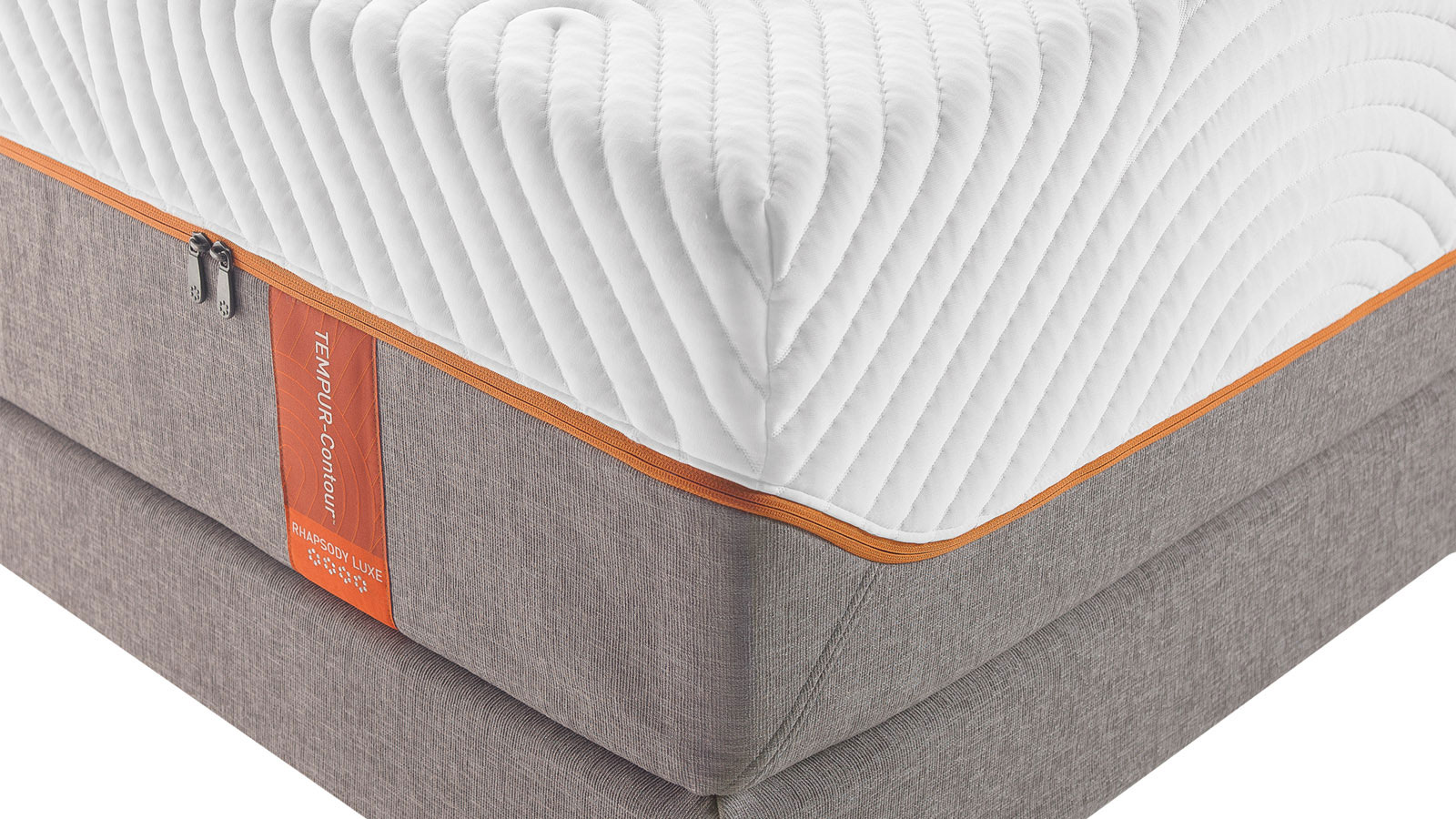 King Size TEMPUR-Pedic Rhapsody Luxe Medium Firm Mattress, , hi-res