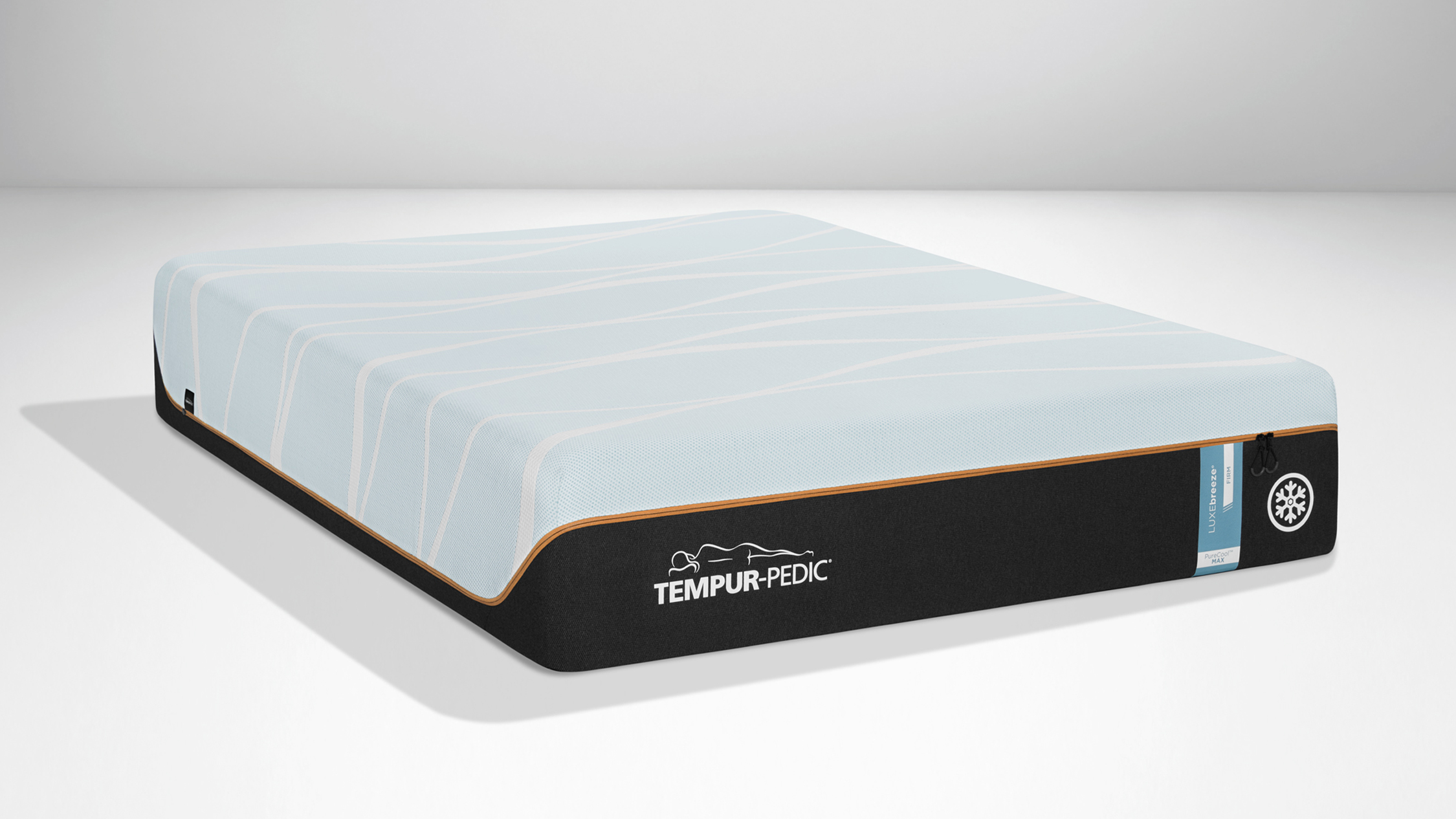 Queen Size Tempur-Pedic Luxe Breeze Firm Mattress, , hi-res