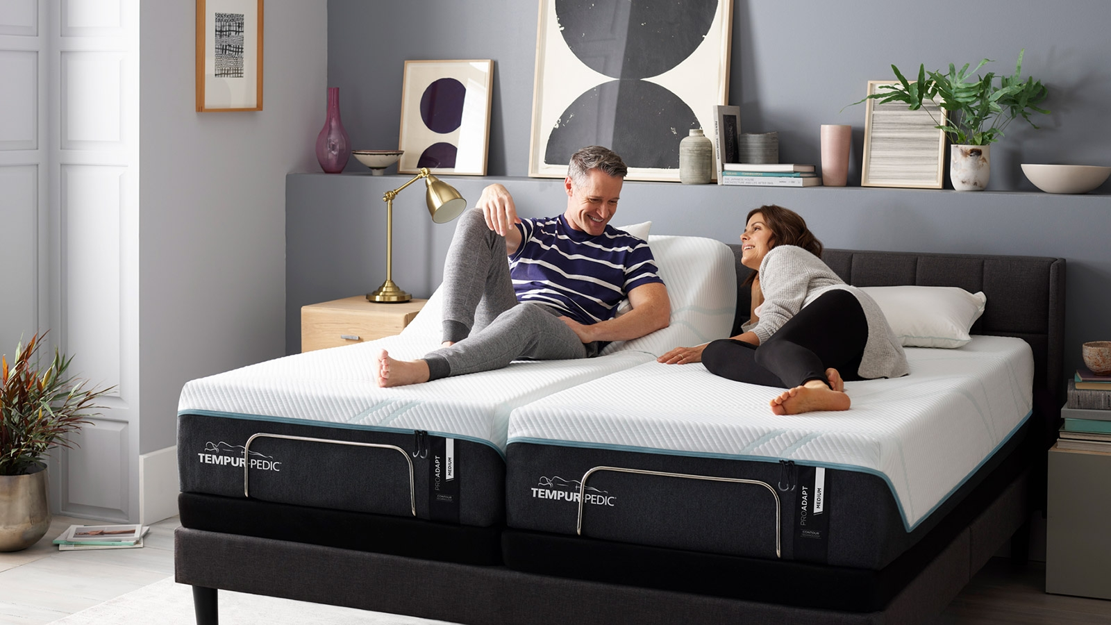 Queen Size Tempur-Pedic Pro Adapt Mattress, , hi-res