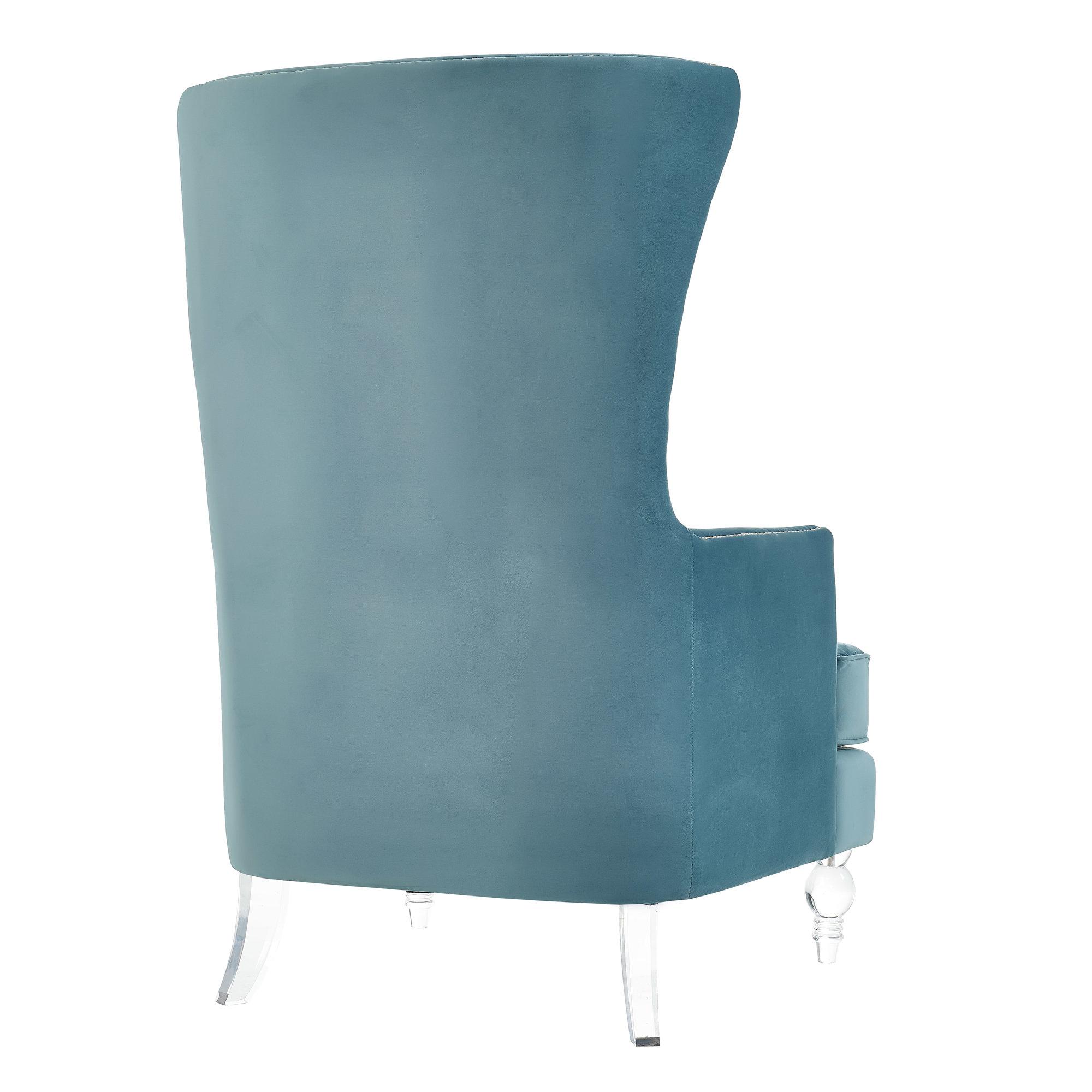 Bristol Sea Blue Tall Chair, , hi-res
