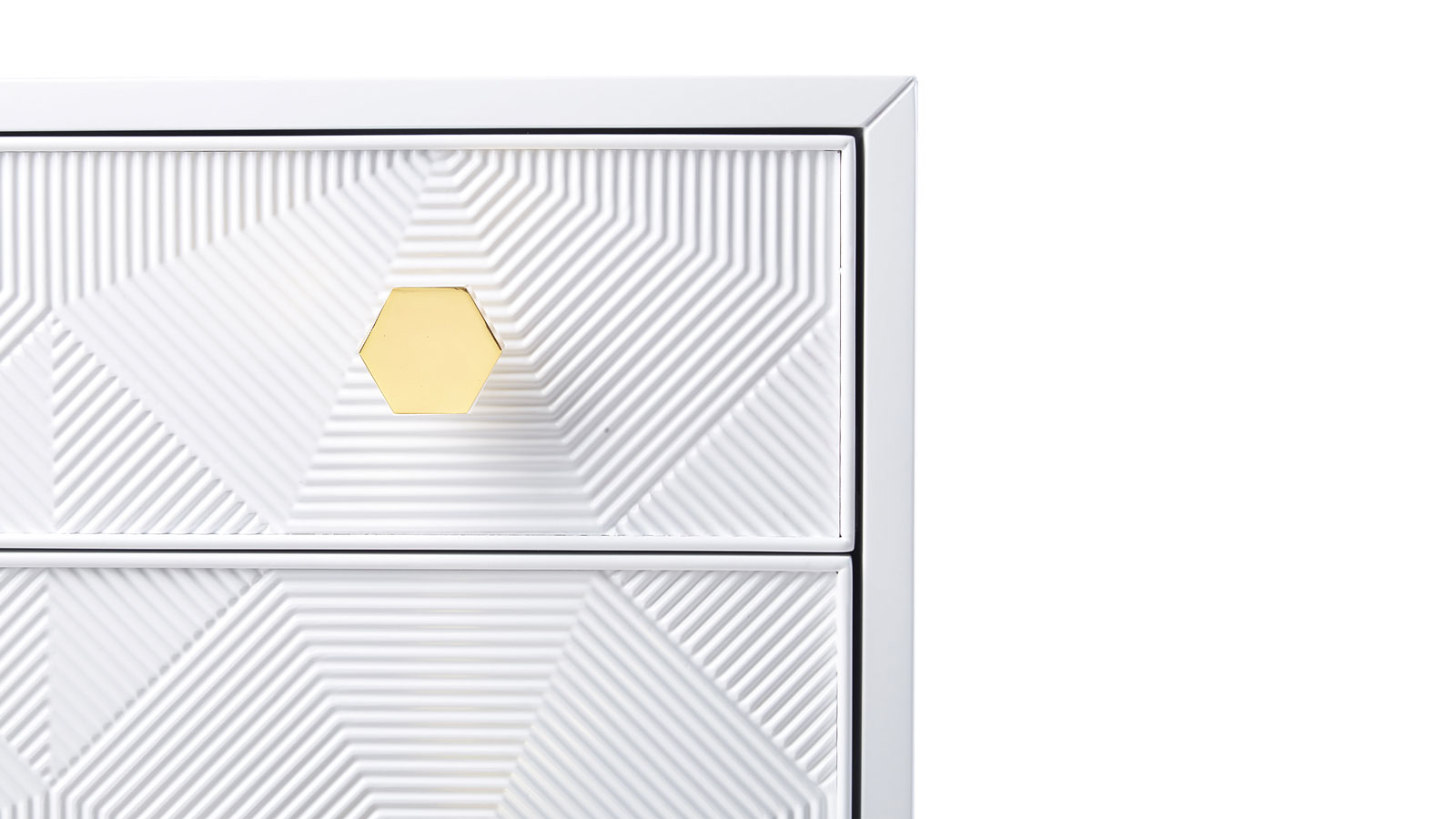 Mila Lacquer Side Table, , hi-res