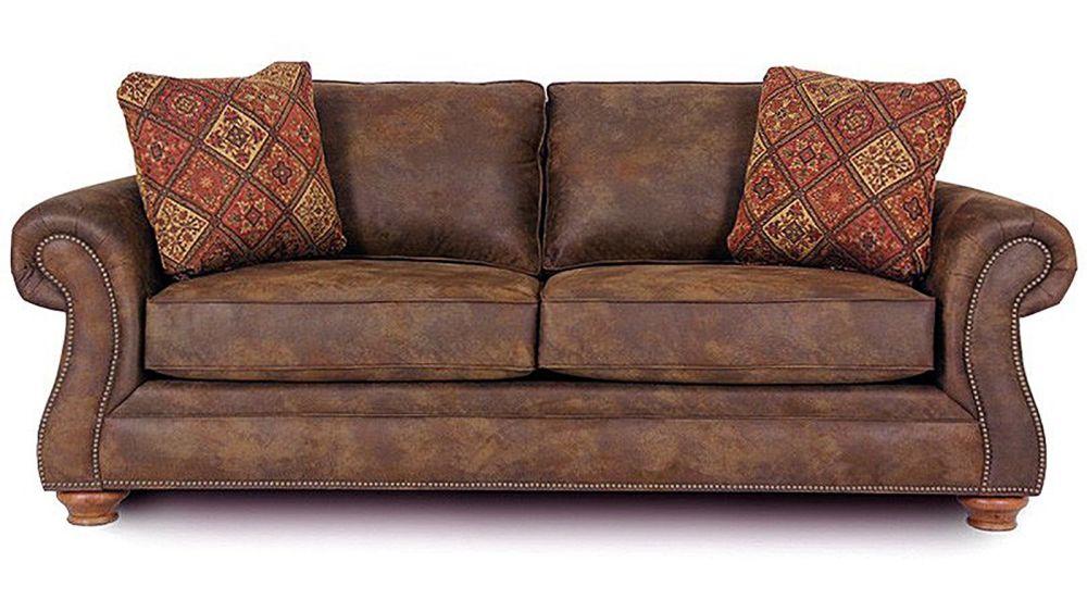 Texas Brown Queen Sleeper Sofa, , hi-res