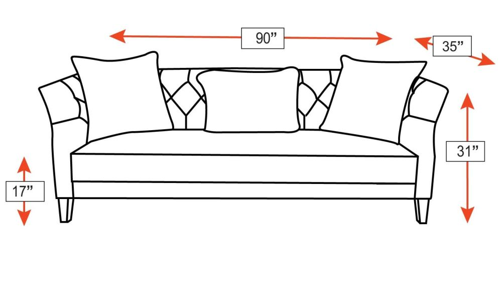 Iris Hills Sofa, , hi-res