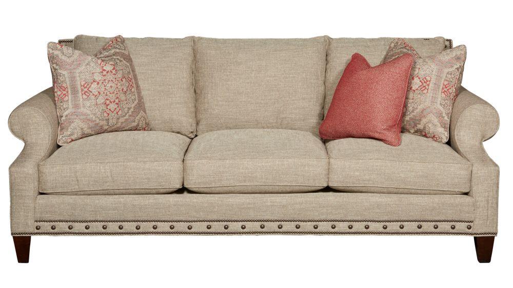 Hobbs Taupe Sofa, , hi-res