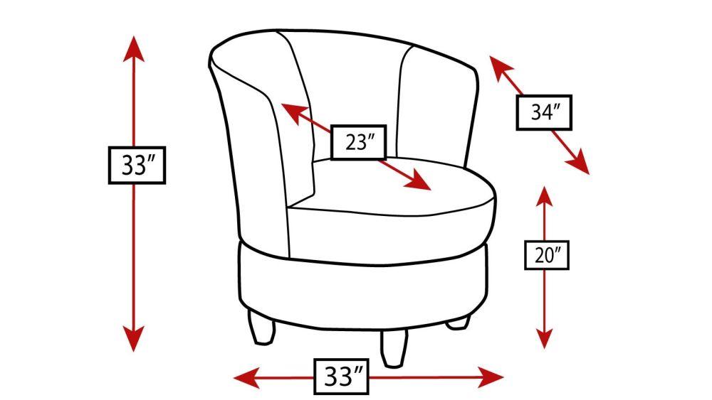 Denim Chair, , hi-res