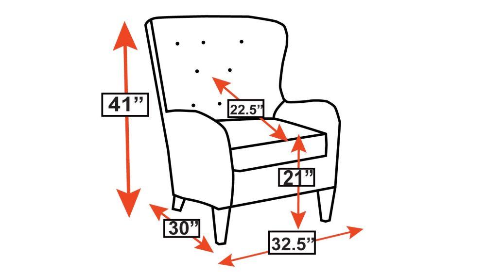 Streetcar Pearl Accent Chair, , hi-res