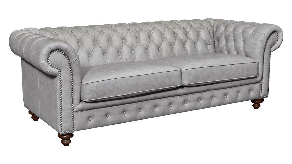 Granite Mountain Leather Sofa, , hi-res