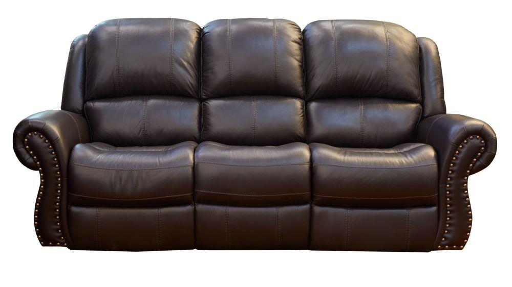 Adam Brown Power Sofa, , hi-res