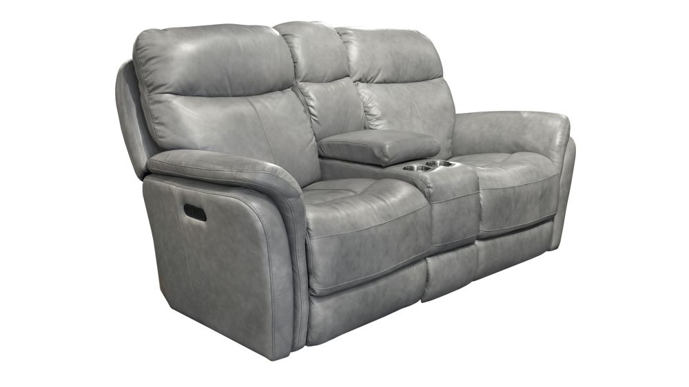 Seabiscuit Power Loveseat with Console, , hi-res
