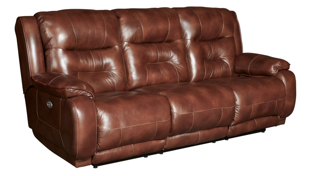 Crescent Power Motion Sofa, , hi-res