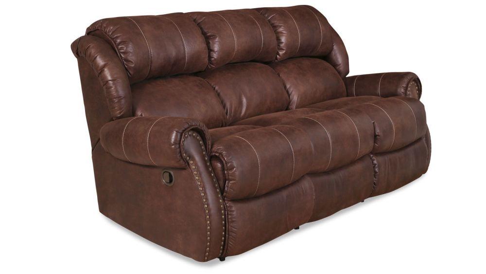 Big Sky Espresso Reclining Sofa, , hi-res