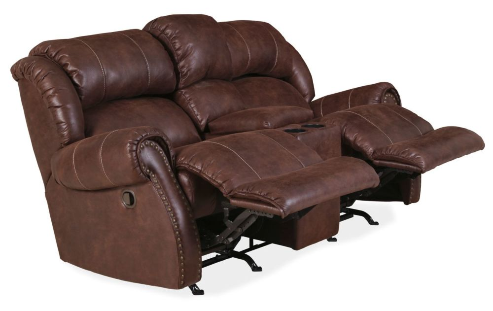 Big Sky Espresso Loveseat, , hi-res
