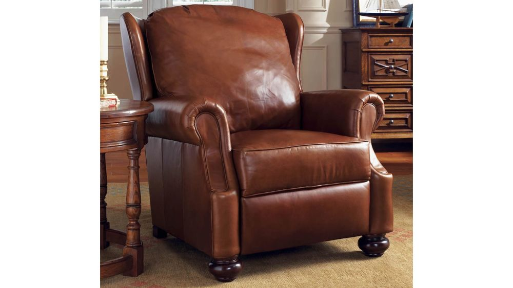 Stickley Grisham Recliner, , hi-res
