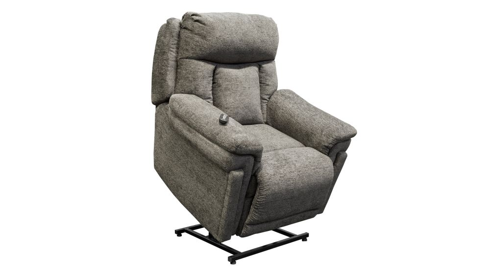 Taupe Layflat Power Lift Chair, , hi-res
