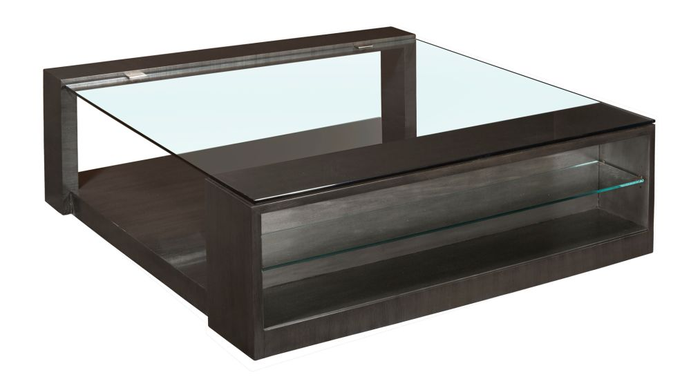 Modern Glass Cocktail Table, , hi-res