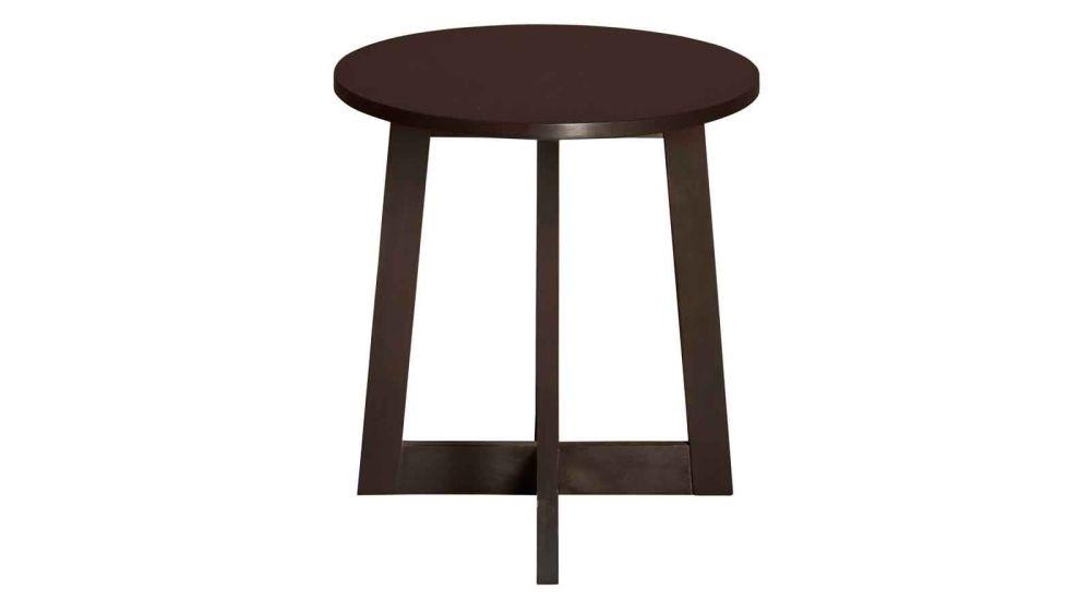 Stickley Metropolitan Oval End Table, , hi-res