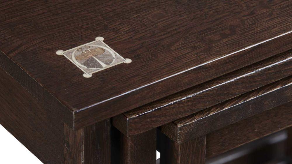 Stickley Harvey Ellis Nesting Tables, , hi-res