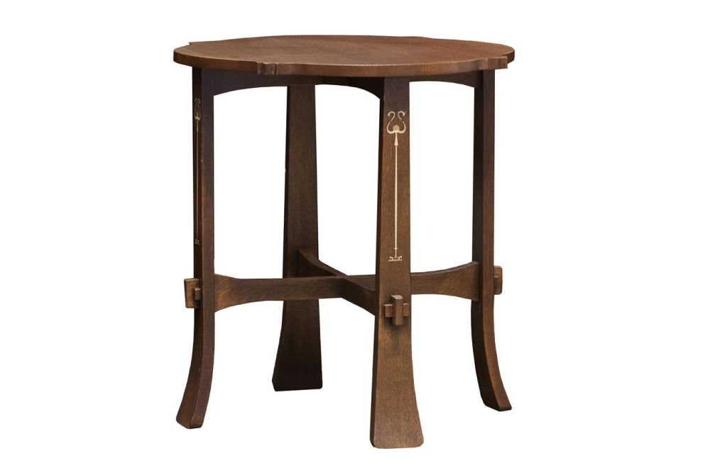 Stickley Harvey Ellis Tea Table
