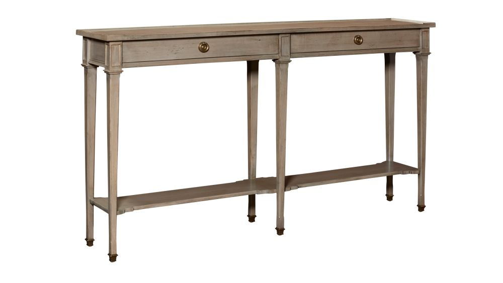 Smoked Ash Sofa Table, , hi-res
