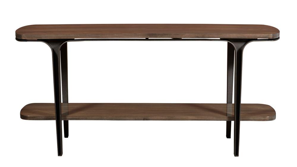 Modern Elm Sofa Table, , hi-res