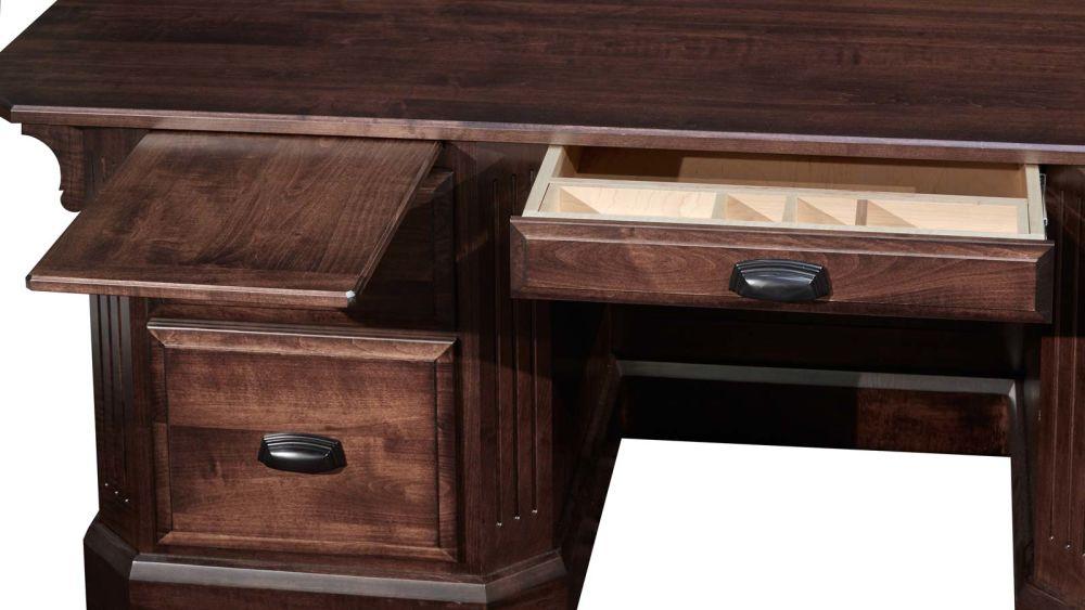 New Federalist Executive Desk, , Hi Res