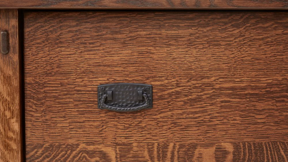 Stickley Signature 2 Drawer File Cabinet, , hi-res