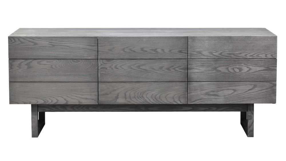 Stickley Modern Loft Entertainment Console, , hi-res