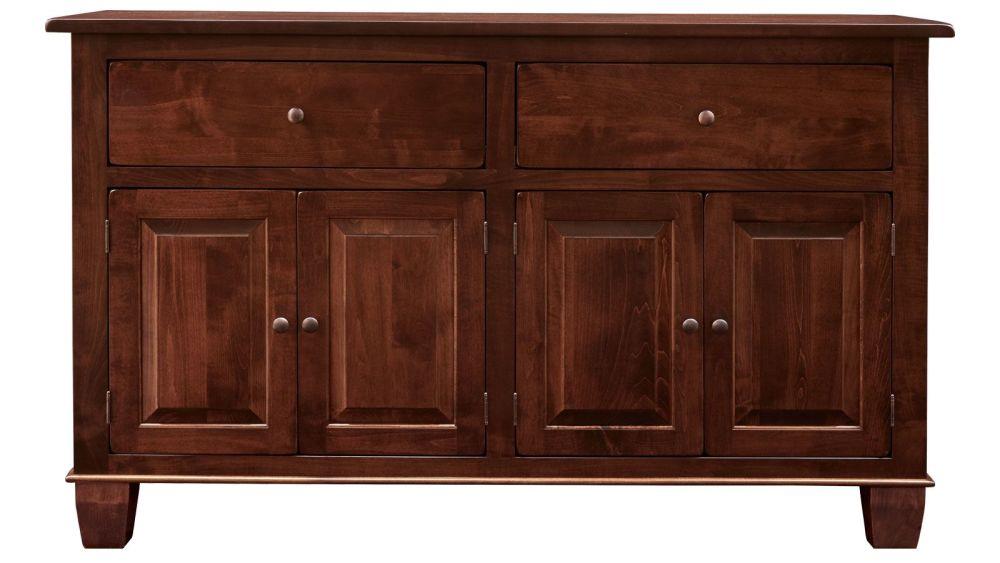 Texas Brown Maple Sideboard, , hi-res