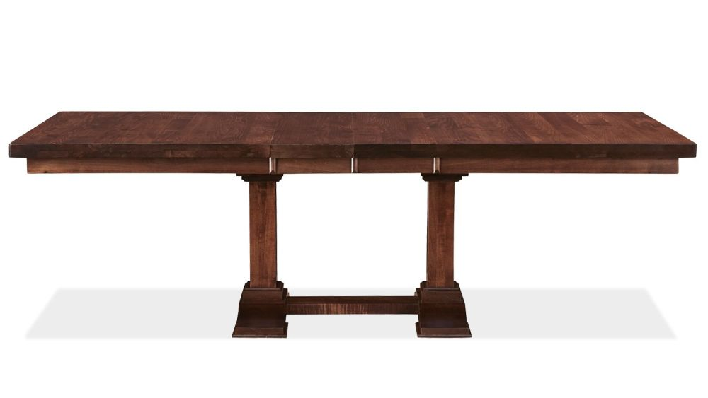 Grove Trestle Dining Table - 72 trestle dining table