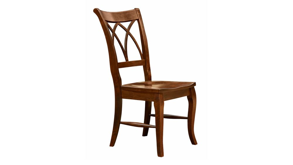 Double X Side Chair, , hi-res