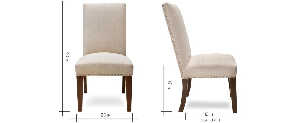 Castro Linen Dining Chair, , hi-res